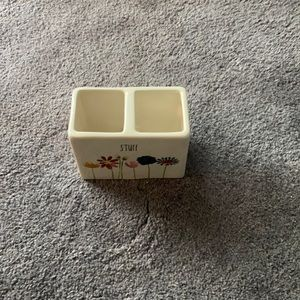 Rae Dunn Wildflowers Stuff  Container